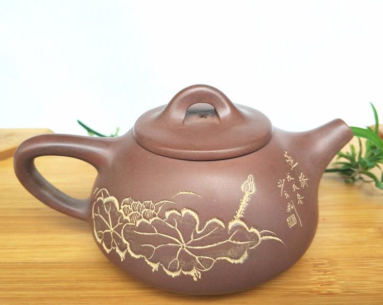 柳州定制LOGO坭兴壶茶海